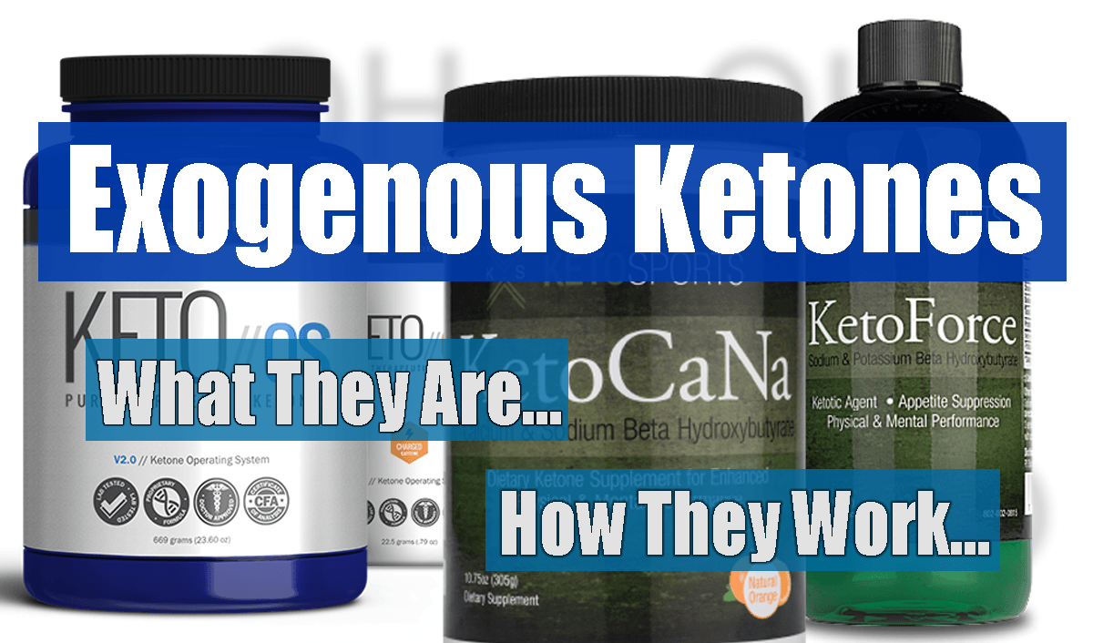 Exogenous Ketones: What They Are, Benefits of Use and How They Work